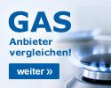Gas Anbieter vergleichen